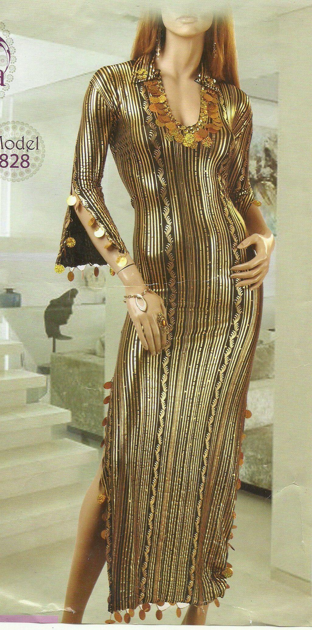Baladi Galabeya,Fallahi Abaya Oriental Egyptian Belly Dance Costume Saidi Dress