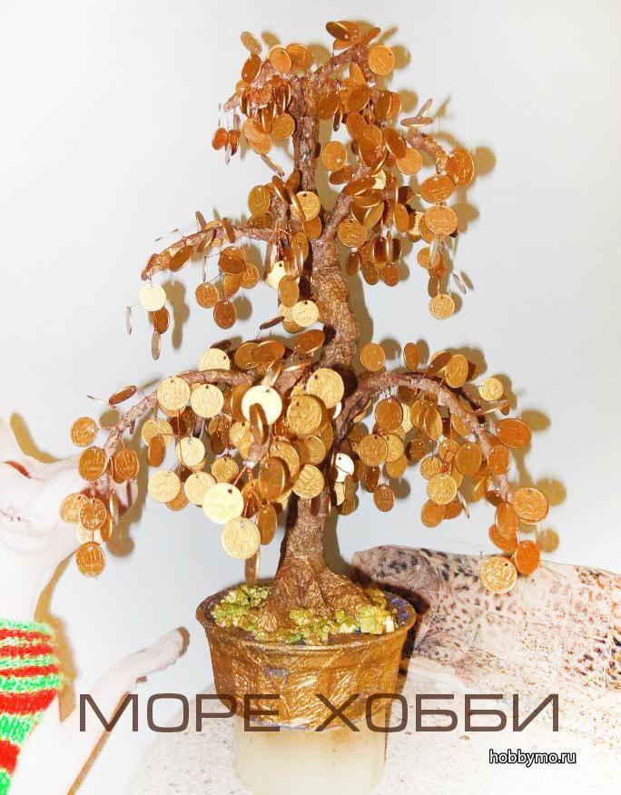 Денежное дерево 10