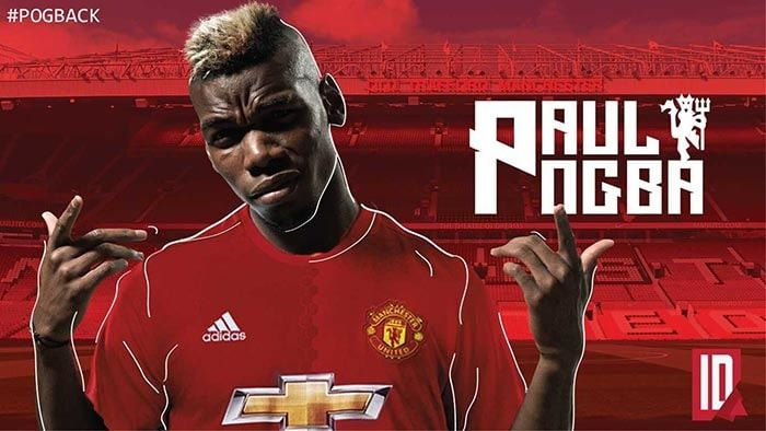 Get Good Looking Manchester United Wallpapers For Pc Exclusive collection of Paul Pogba PC Wallpapers. Visit the website and download them for free.