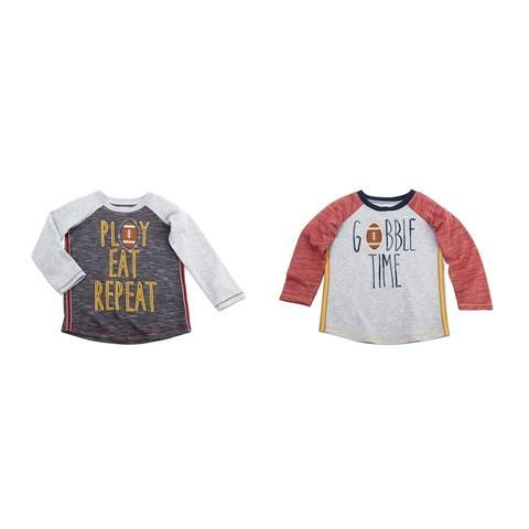 58cf8bf6ad01 Thanksgiving Football Tees in 2019 | Boy Gifts (Babies and Toddlers ...
