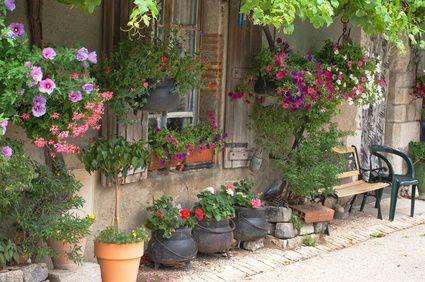 Comment Amenager Une Cour Interieure Trucs Et Astuces Jardins