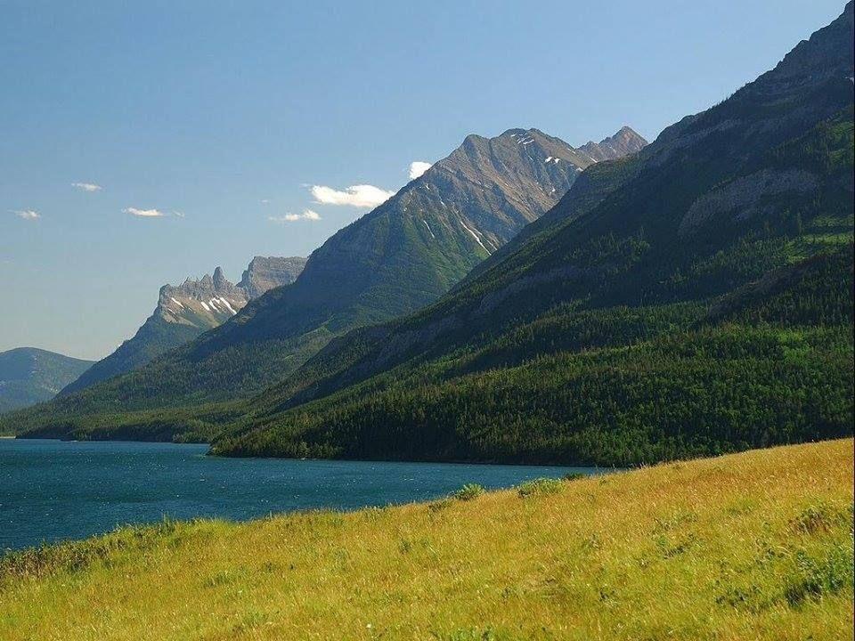 Waterton Lakes National Park, Canada #Canada #Lakes #Amazing #Travel #Places Amazing.pk