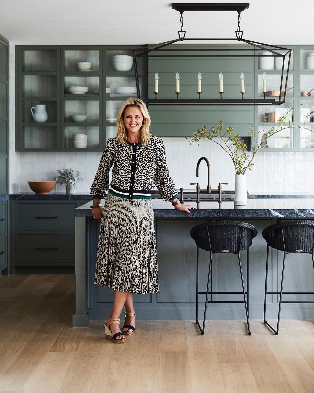 "kate walker design on instagram: ""the kitchen at beechwood"