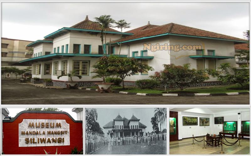 Ngiring Com Museum Mandala Wangsit Siliwangi Apakah Anda Sedang Merencanakan Mengisi Waktu Liburan Akhir Pekan Atau Sekolah Bersama K Mandala Museum Tempat