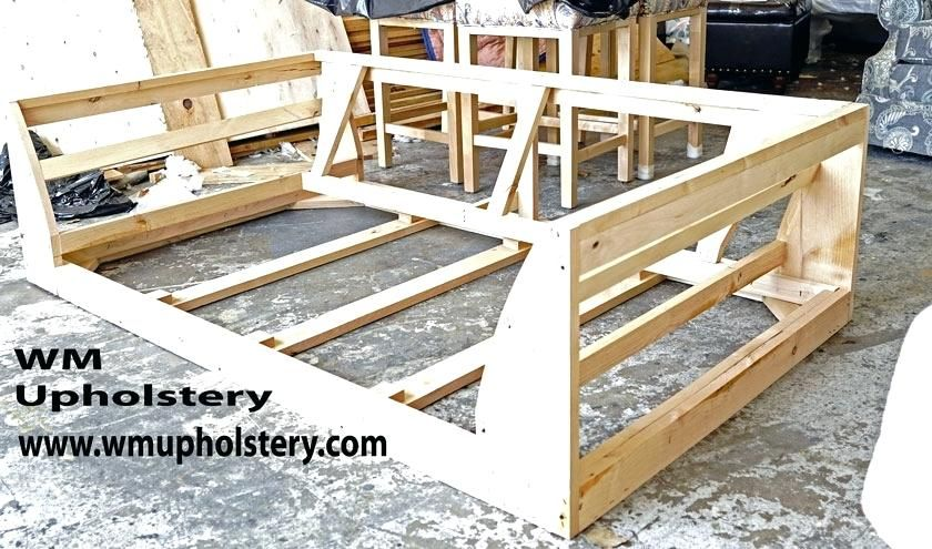 Sofa Frame Construction Plans Our Houzz Sofa Frame Upholstery Sofa Upholstery