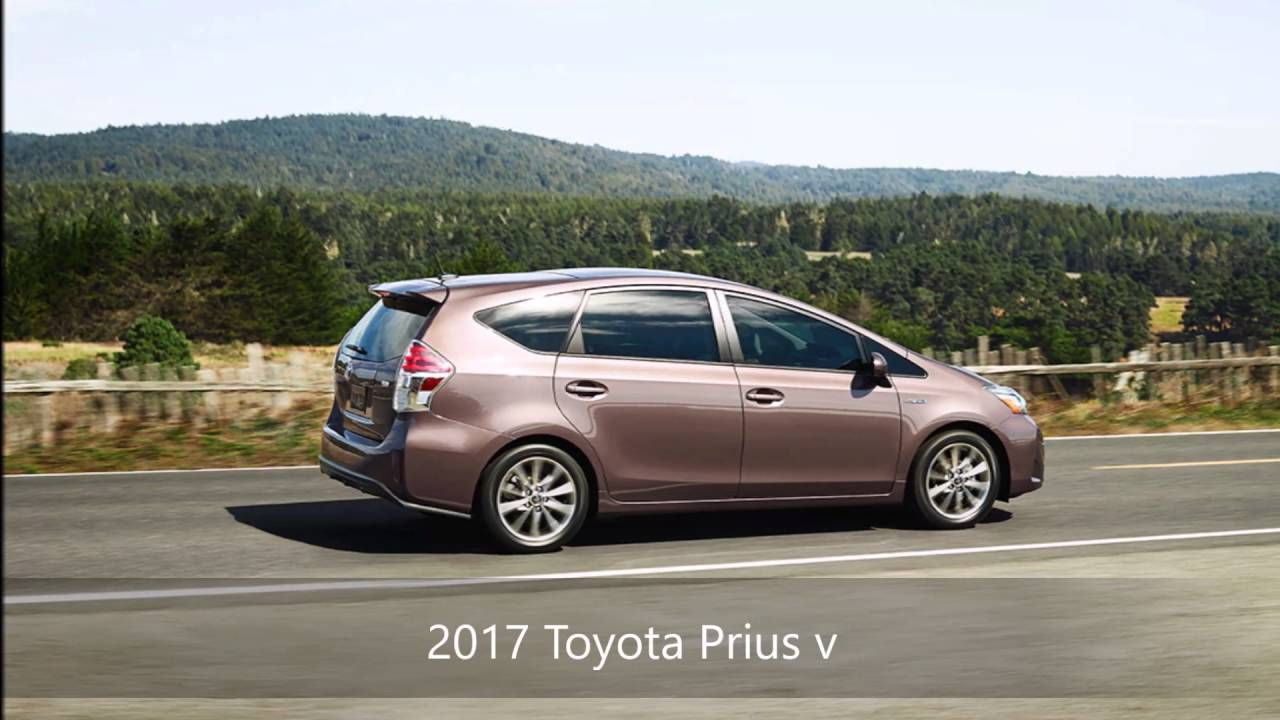 2017 Toyota Prius v from Vandergriff Toyota Serving Fort