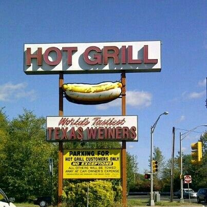 Hot Grill Jersey Girl New Jersey Garden State Plaza