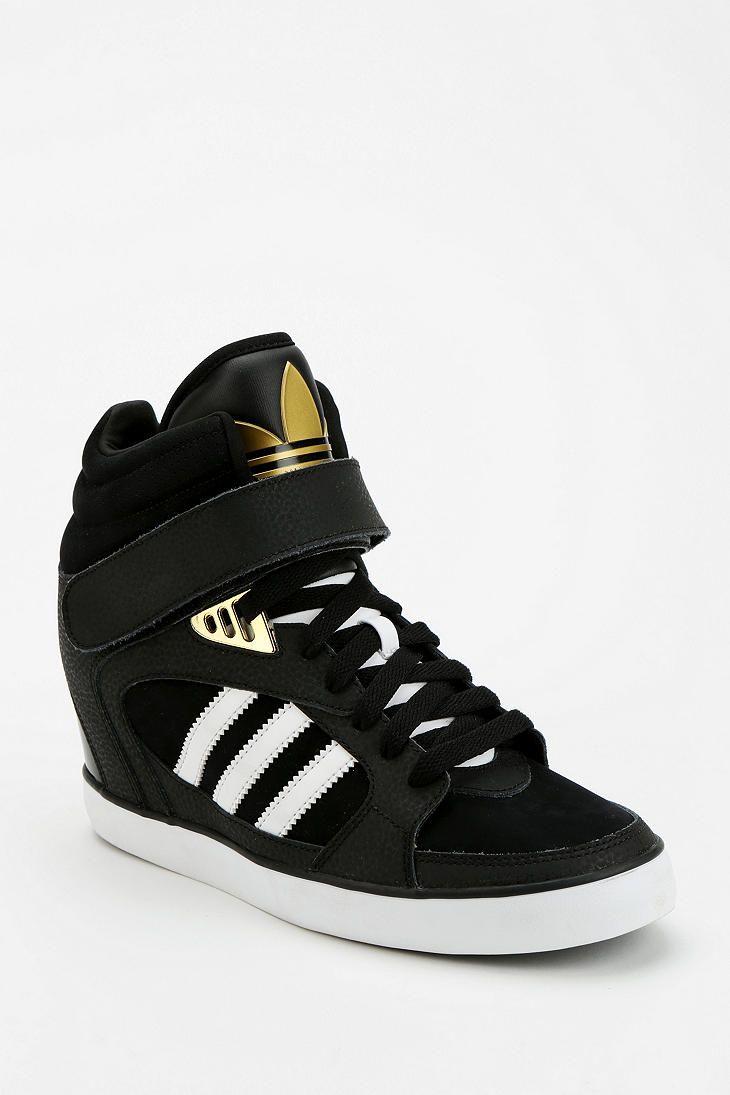 adidas Amberlight Hidden Wedge High-Top Sneaker - LOVE!!!  5047f639e