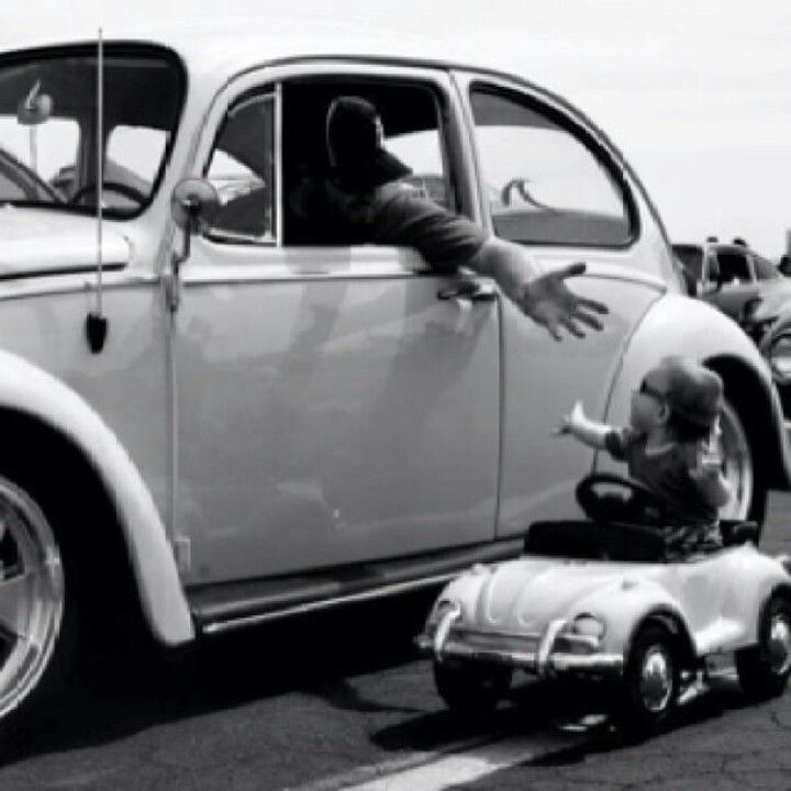 Fathers And Sons VW >> Father Son Vw Love Vw Love Volkswagen Vw Cars Vw Beetles