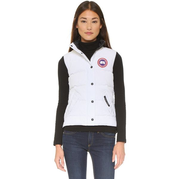 canadagoose#@$99 on | winter outfits | Fashion, Vest