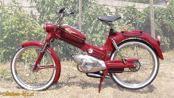 Moped Puch Ms50l Puch Pinterest Motorrad Oldtimer Und Fahrzeuge