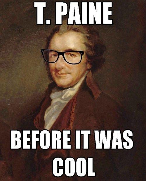 Thomas Paine Memes : thomas, paine, memes, Thedailymeme.net, History, Puns,, Jokes,, Funny