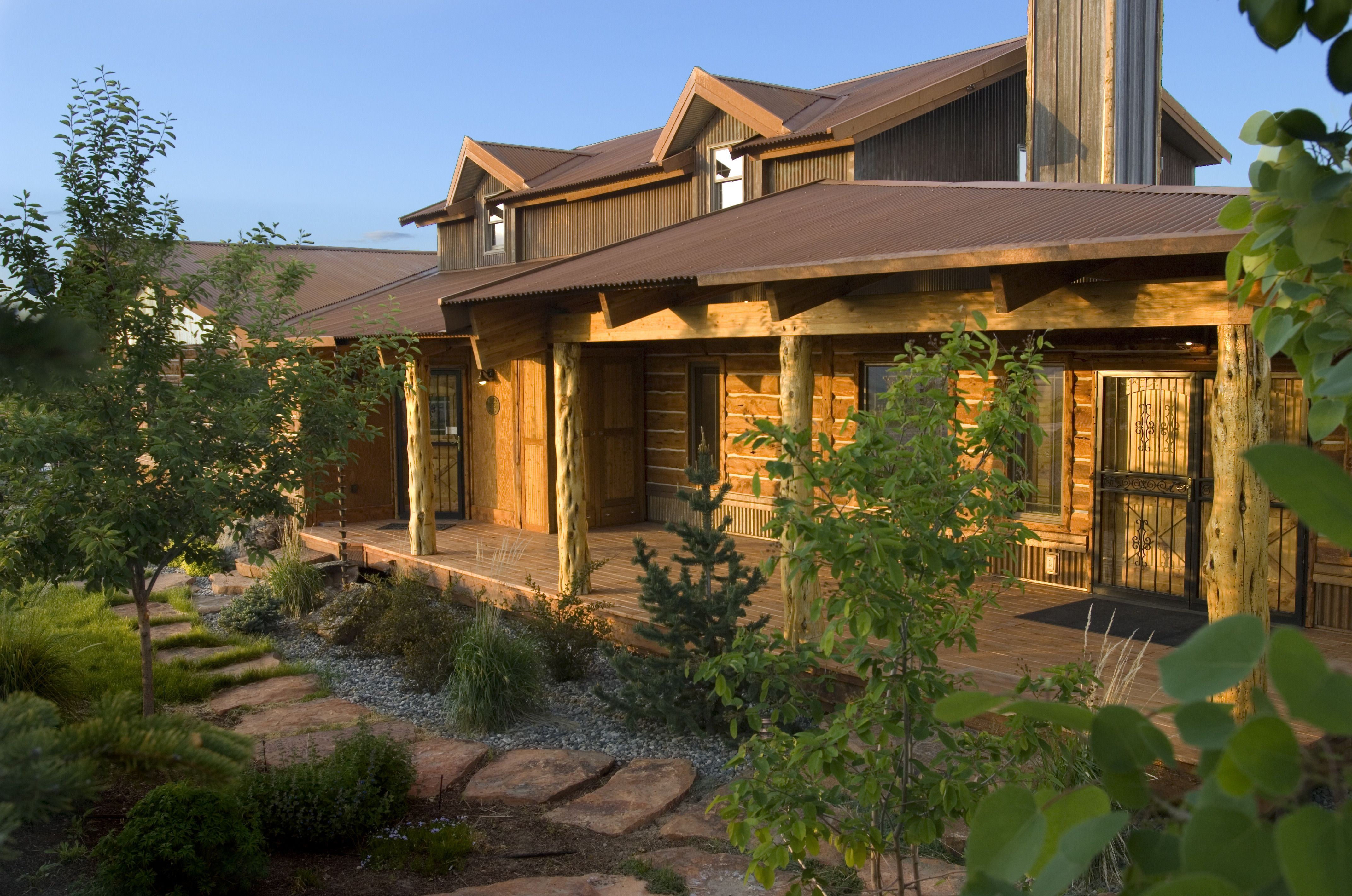 Best Rustic Roof Is 2 67 Corrugated In Truten™ By Bridger Steel 400 x 300