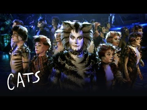The Film Cats The Musical Cat Movie Jellicle Cats Cats Musical