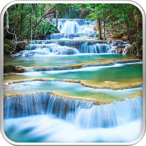 Terbaru 21 Wallpaper Bergerak Air Terjun Waterfall Live
