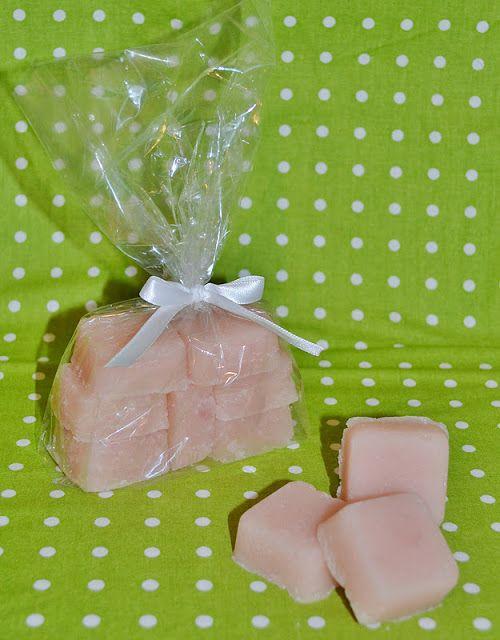 Homemade Holiday Gifts - Sugar Scrub Cubes: Citrus Salt Scrub, Brown Sugar Oatmeal Scrub, Honea Almond Sleepy Sugar, Neopolitan Ice Cream Scrub & Solid Bath Sugar Cubes