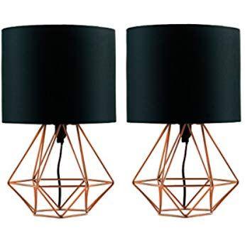 Frideko Vintage Metal Lamp Shade Retro Industrial Diy Black Bird
