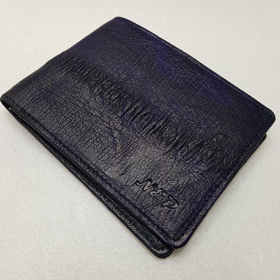cd30959c3337 NEP - Natural Eel Product eel wallet (short). eelskin