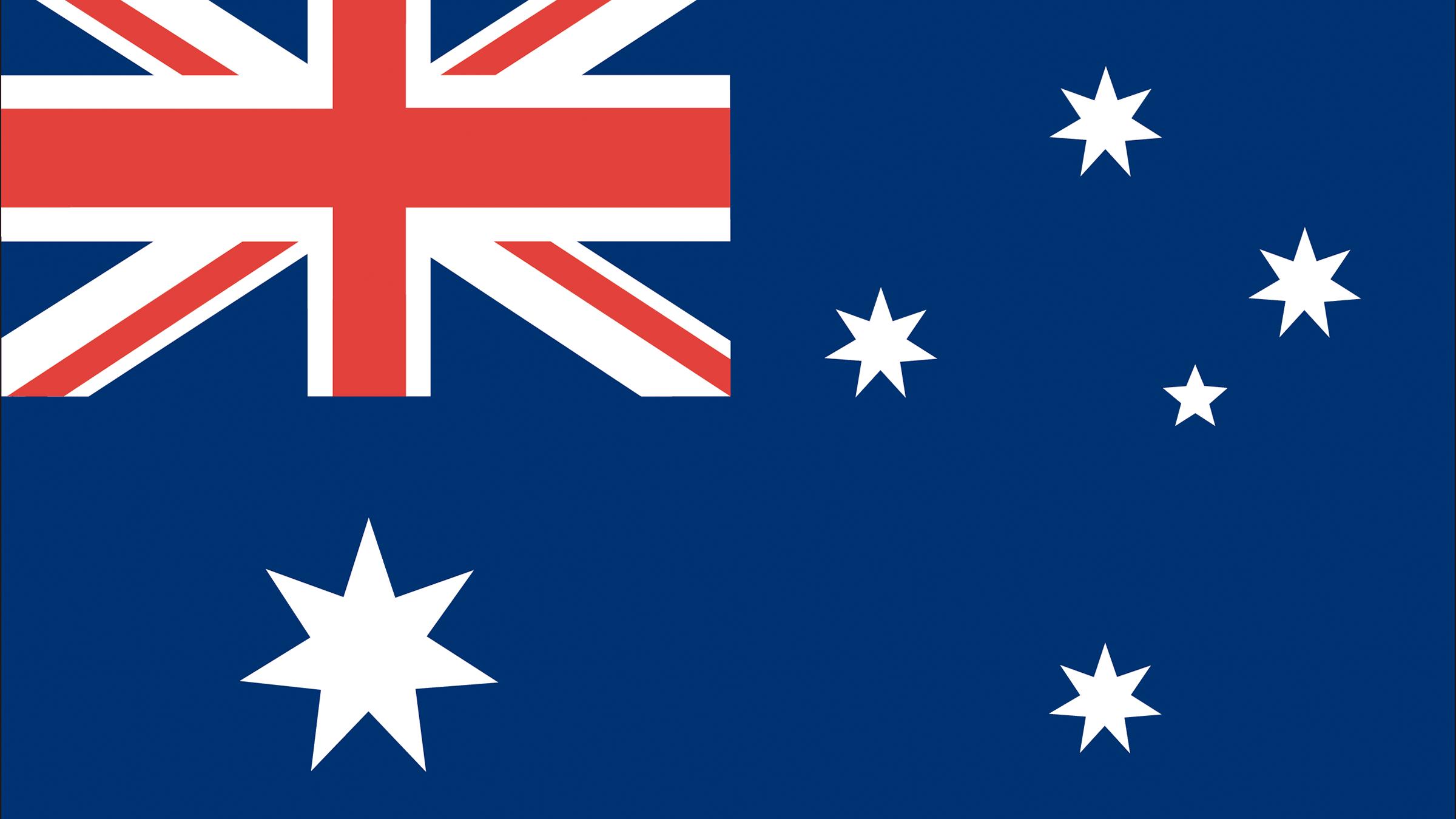 El Origen De La Bandera De Australia Bandera De Australia