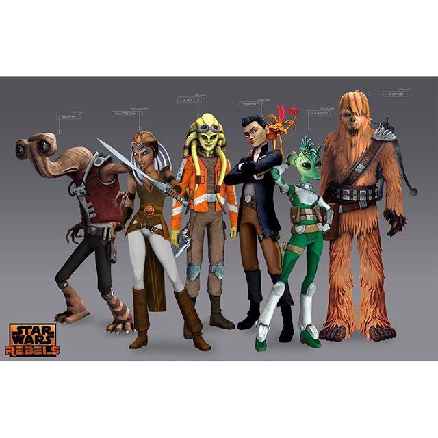 Gungi Star Wars Rebels – La serie animada star wars rebels gira en torno al perãodo temporal en el que el imperio intenta consolidar su dominio en toda la galaxia.