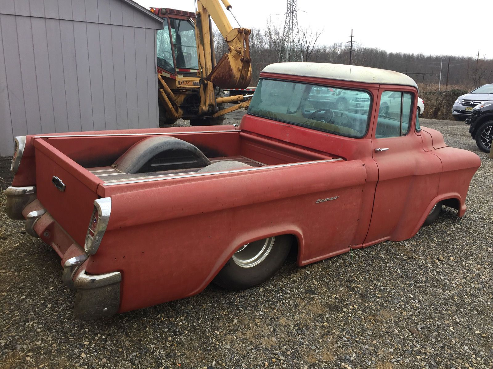 1956 Chevrolet Other Pickups Cameo   Chevrolet, Motor car and Gm trucks