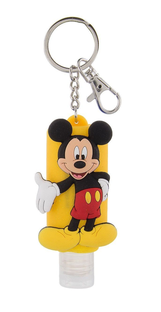 Mickey Mouse Anti Bacterial Hand Sanitizer Disney Shop Hand