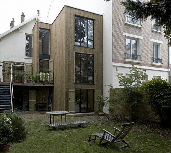 Extension Maison Pinterest Extensions