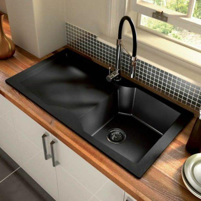 beaucoup de variantes d 39 vier de cuisine en photos viers evier franke et vier de cuisine. Black Bedroom Furniture Sets. Home Design Ideas