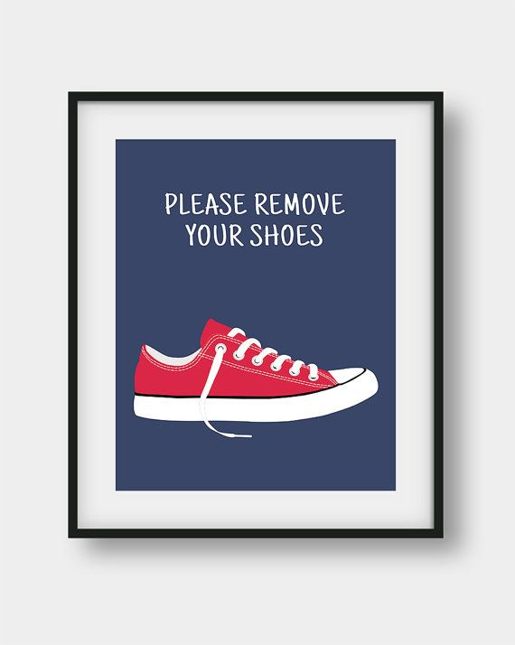 737377a475fde Please Remove Your Shoes Printable Sign, Shoes Off Please Print ...