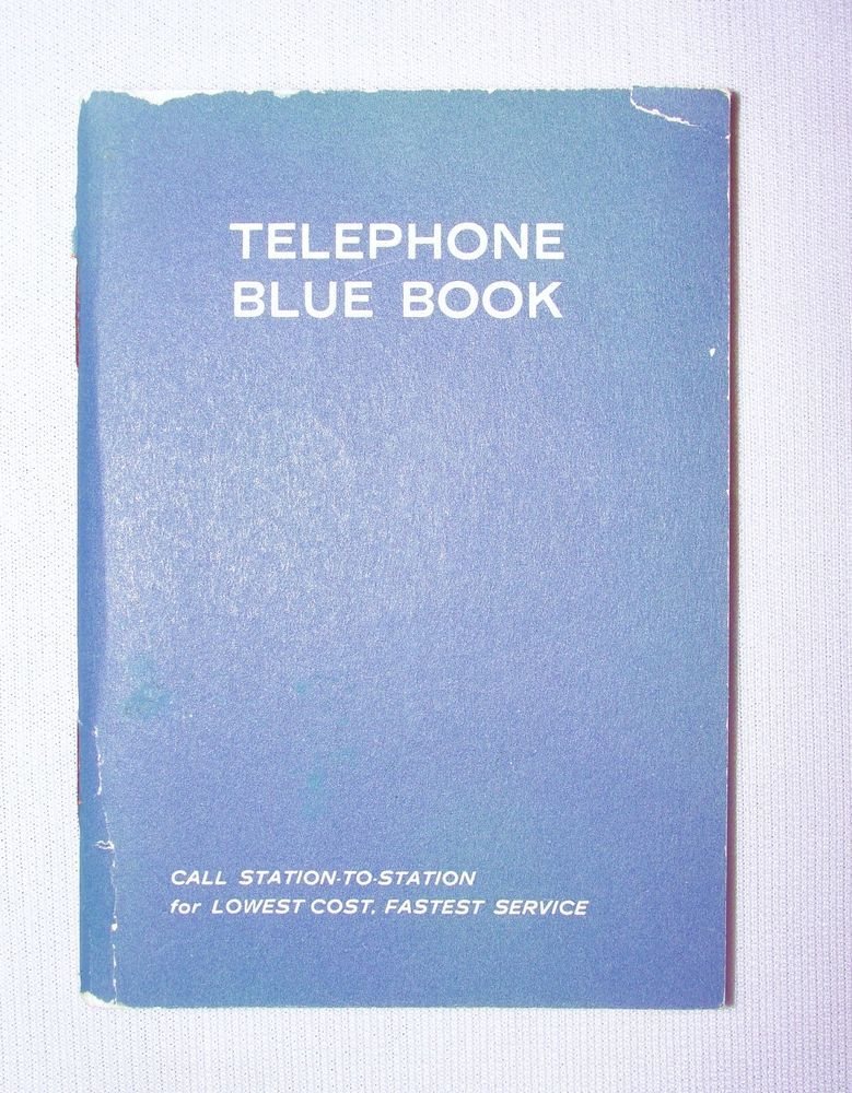 Vtg Bell Telephone Company Of Canada Canadian Phone Number Address Blue Book We Are Top Rated Power Sellers On Ebay Blue Books Telephone Print Ads