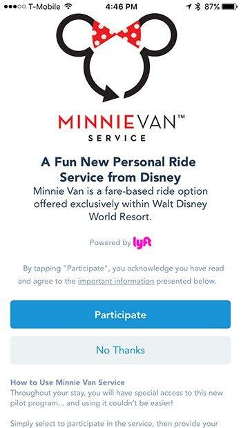 Minnie Van Review Tips Vans Disney trips and Walt disney