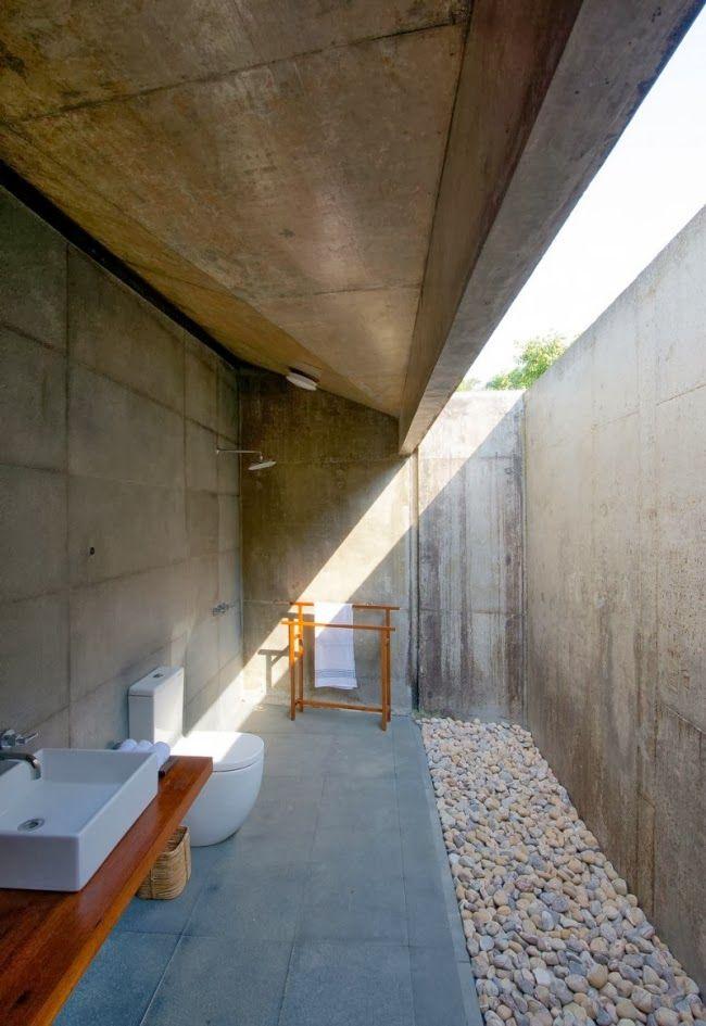 Dise o cuarto de ba o moderno baths ba os cuarto de for Disenos de cuartos de banos modernos