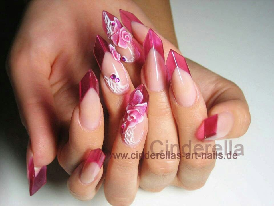 Edge Nails Are Beautiful
