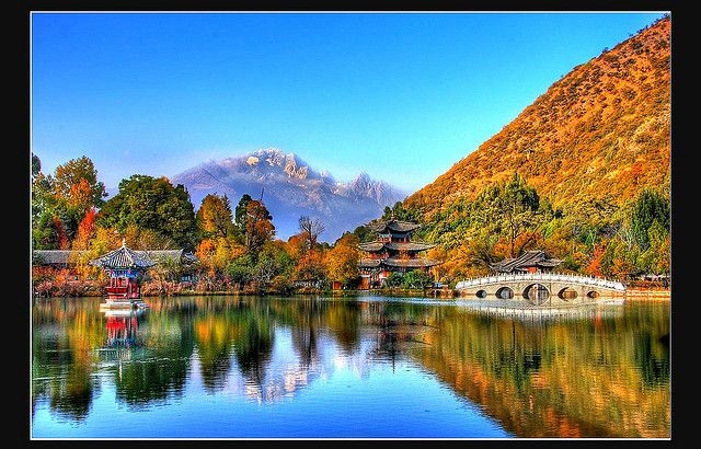China Lijiang Places To Go Places To Visit