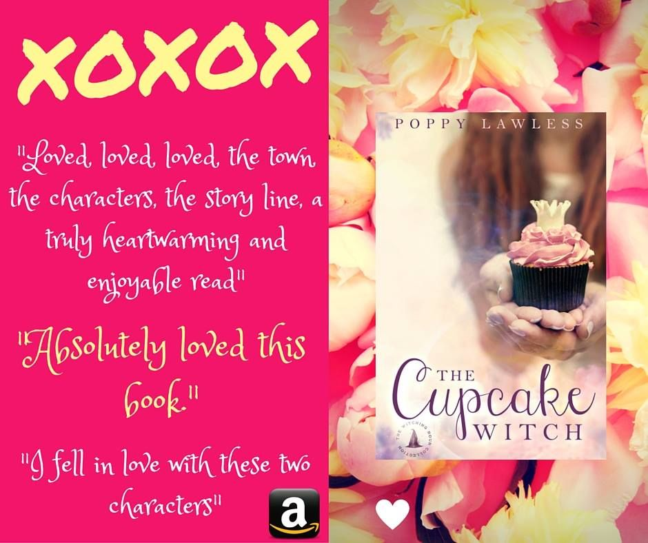 Fall in love with The Cupcake Witch in The Chancellor Fairy Tales series. Sweet romance fairy tales with a HEA! http://amzn.com/B018HMEK1M