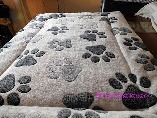 Photo of Clarabellchen: Coser una manta para perro