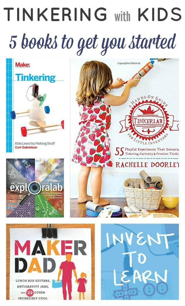 Activities For Kids Who Are Interested In Inventing