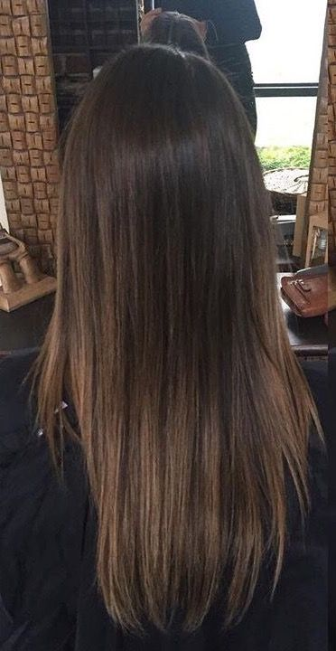 Pinterest Kkhushpin Hair Hairstyles Haircuts Balayage Highlights Lowlights Ombre Updo Braid Bun C Hair Styles Balayage Straight Hair Brunette Hair Color