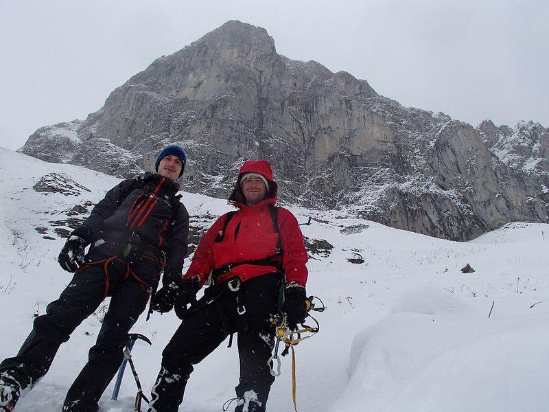 Winter mountaineering mountaineering winter winter