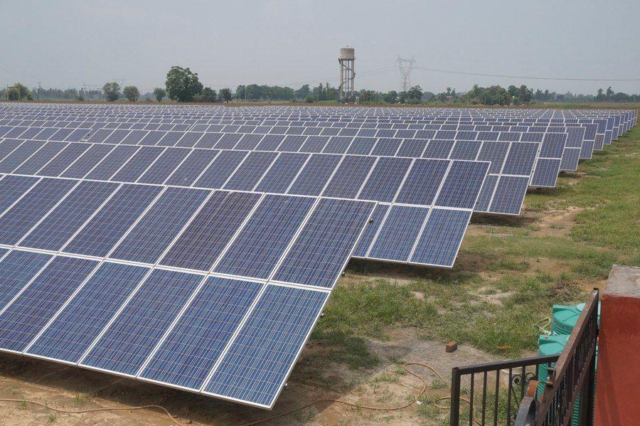 1 Mw Solar Panel Village Lallian Kalan Jalandhar I K Energy Pvt Ltd Gosolarpunjab Punjabsolarsummit Roof Solar Panel Green Power Renewable Energy Systems