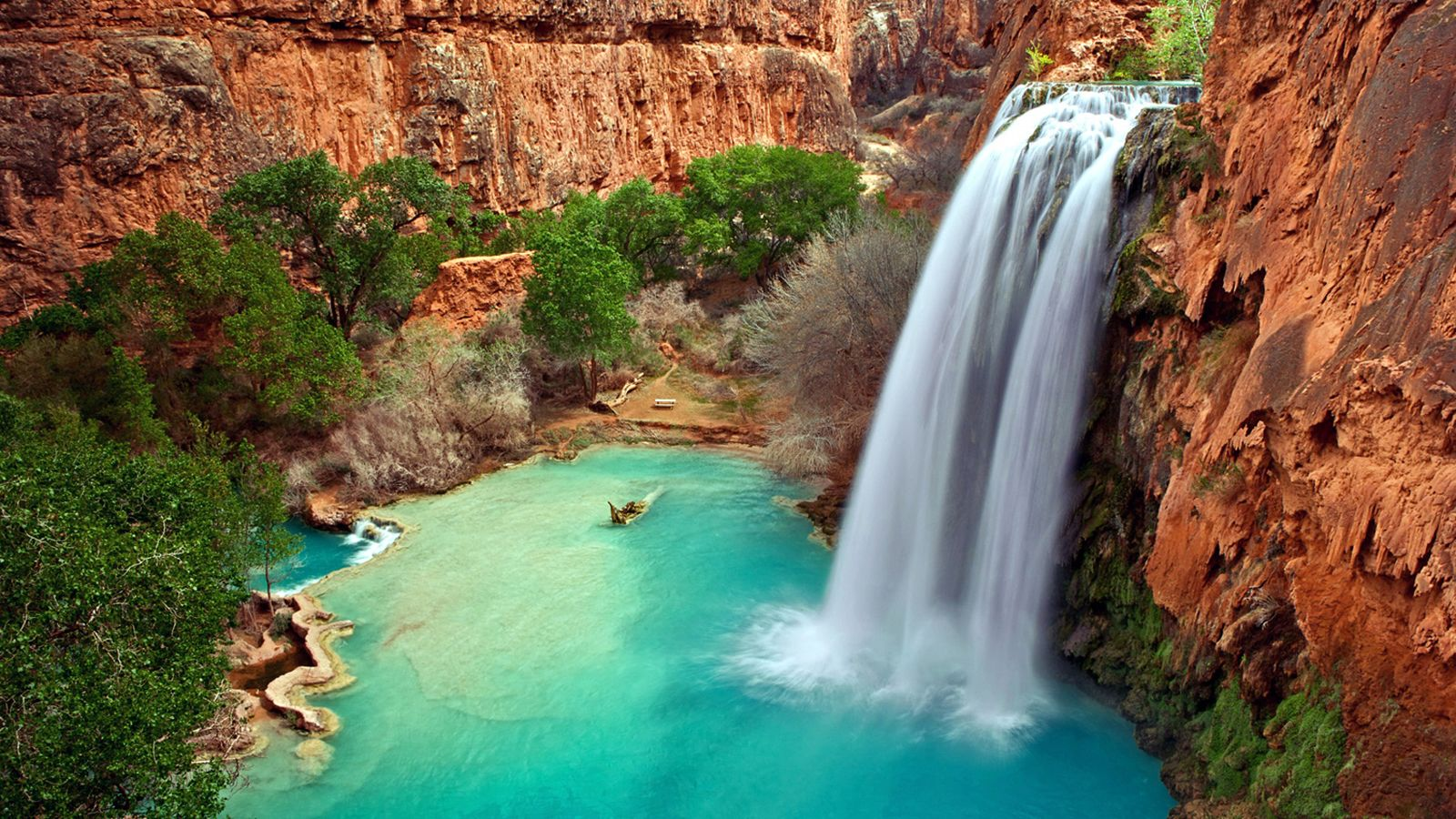 Havasu Falls Arizona Hotels Rouydadnews Info