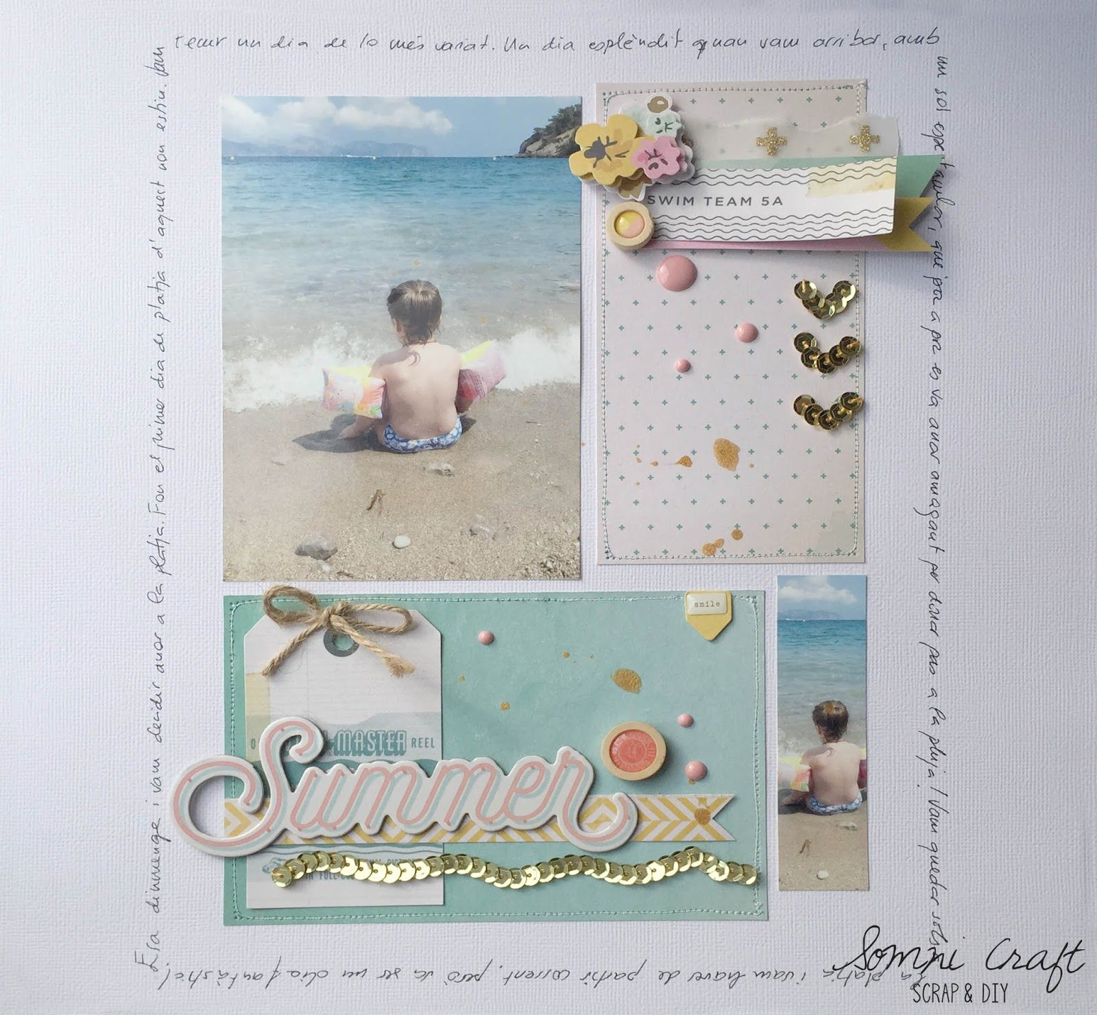 Somni Craft: Layout: Summer