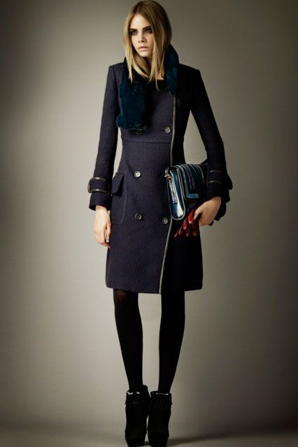 Burberry Prorsum - Pre AUTUMN/WINTER 2012-13 READY-TO-WEAR #vogue #fashion