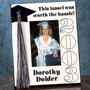 Photo of Personalized Tassel Graduation 8″x10″ Frame – Walmart.com
