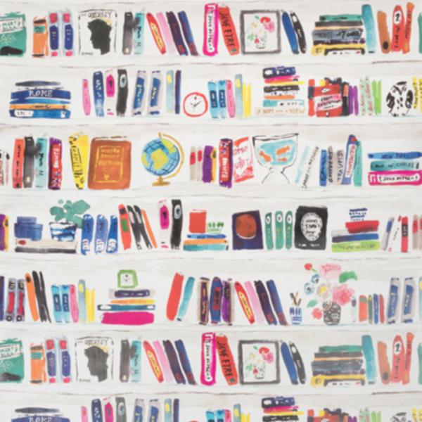 Bella Books Wallpaper