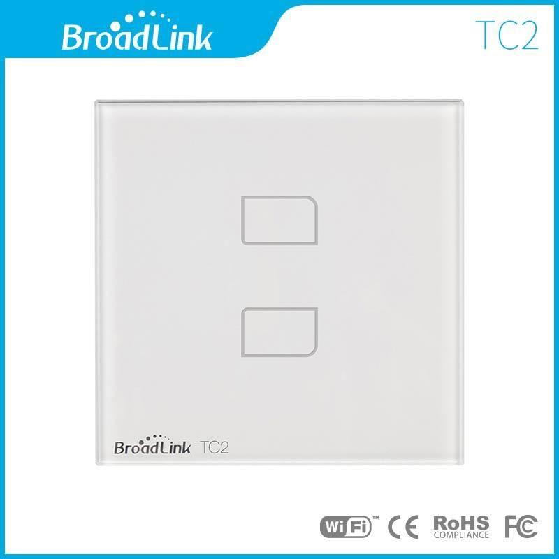 Broadlink Tc2 Uk Standard Wireleass Remote Control Light Switch Wall Touch Switch Smart Home Automation Control By Wireless Light Switch Smart Home Automation Touch Light Switch