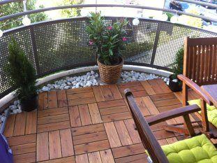 Gestaltung Balkon. Kstlich Elemente Terrassen Gestaltung Fotografie ...