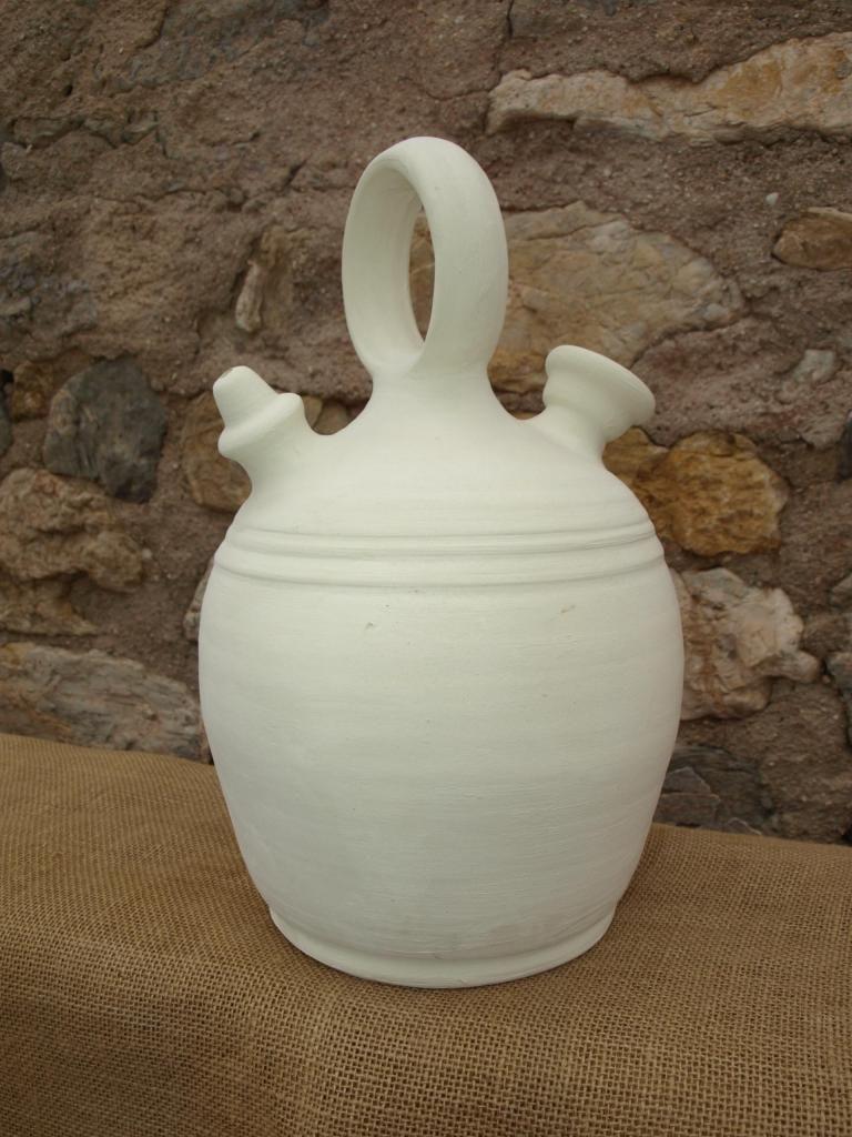 Botijo valenciano c ntirs botijo tradicional pinterest - Botijo de barro ...