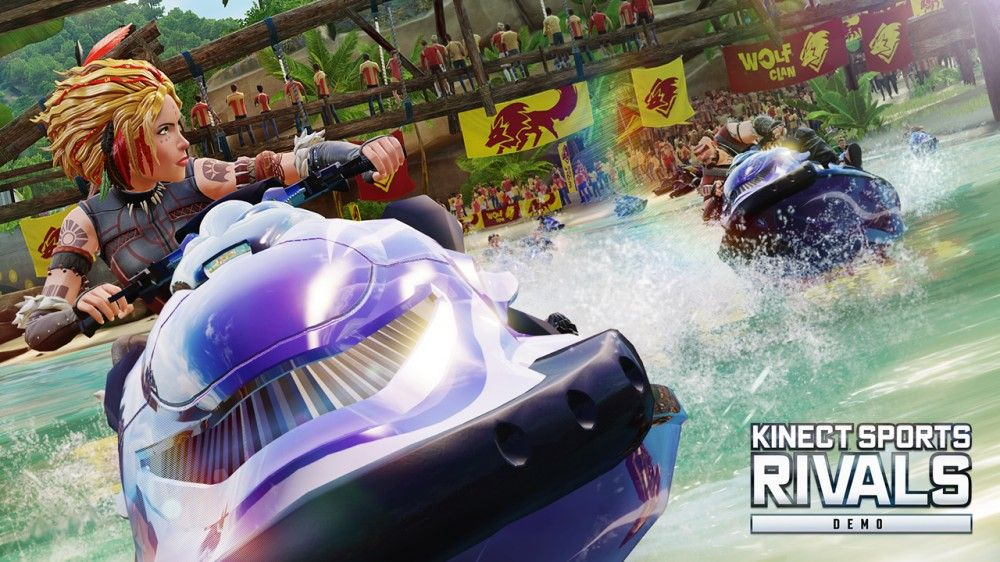 Kinect Sports Rivals Demo Released Sports, Xbox one