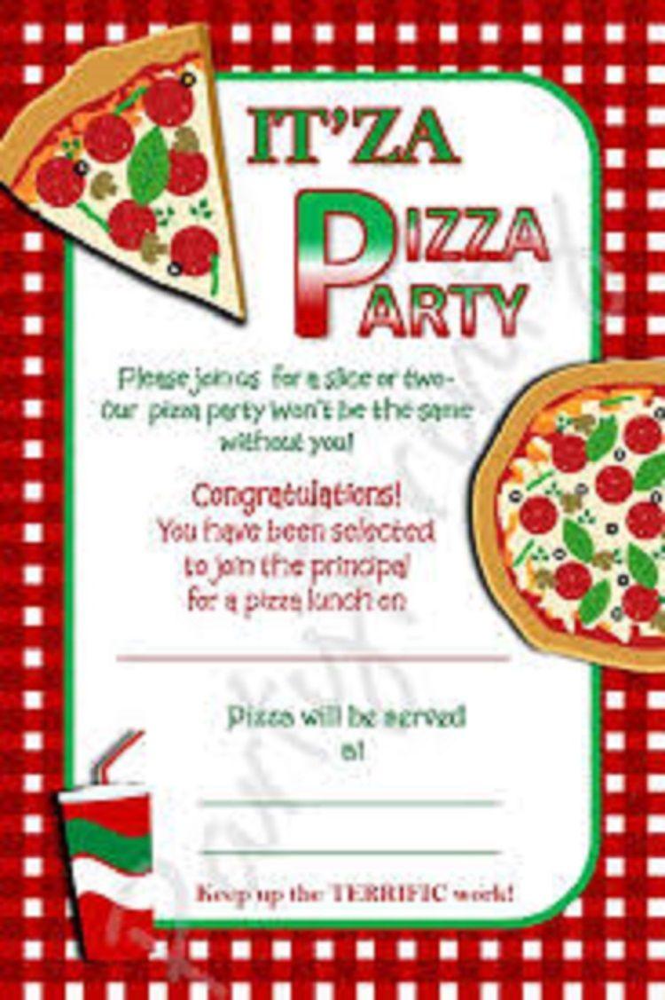 Italian Party Invitations Google Search Pizza Party Invitations Pizza Party Birthday Invitations Party Invitations
